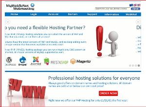 http://mywebtonet home page